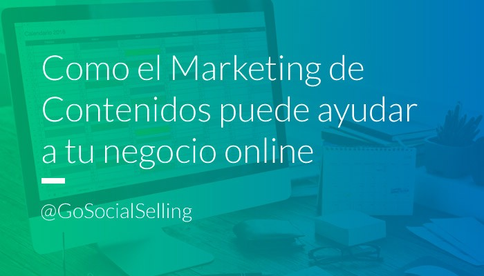 marketing de contenidos social selling