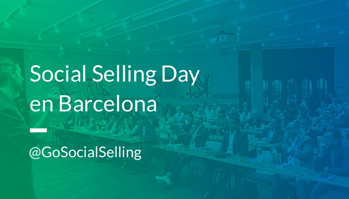 social selling day barcelona
